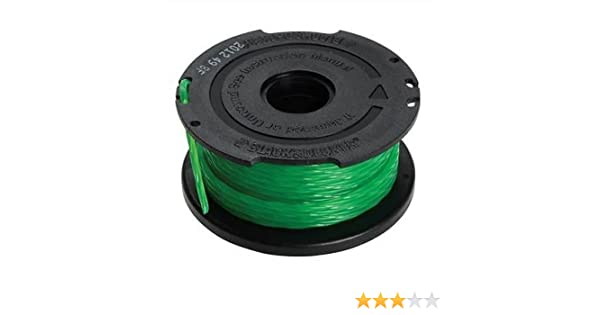 Black /& Decker bobina filo corda verde A6482 tagliabordi GL7033 GL8033 GL9035