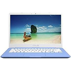 ASUS E406MA-BV211TS 14 Inch HD Cloudbook with Microsoft Office 365 (Intel Celeron N4000, 64 GB eMMC Storage, 4 GB Memory, Windows 10 S)