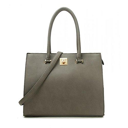 Elegant - Sacchetto Ragazza donna Unisex, neonati Grey