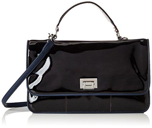 Tamaris Damen MILENA Handbag Henkeltaschen, Rot (bordeaux comb 544), 31x19x11 cm