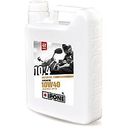Ipone 800054 Aceite de Motor 10.4,4Tiempos, sintético, 10W40