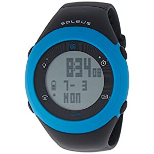 Soleus GPS Fly Watch Calorie Tracker