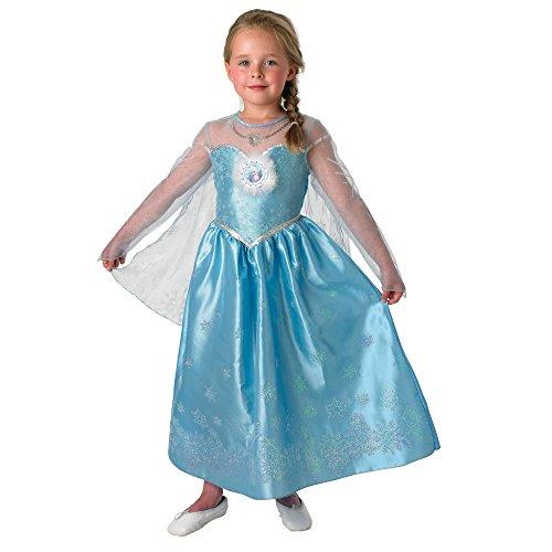 Rubie's Official Disney Frozen Deluxe Elsa Costume - Small
