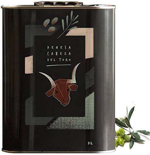 3L | DEHESA Aceite de Oliva Virgen Extra Intenso | Cosecha Temprana | Monovarietal Cornicabra