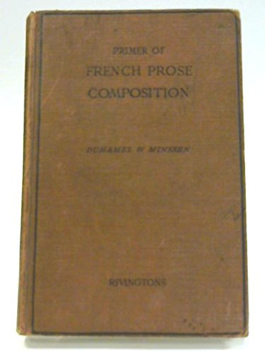 primer-of-french-prose-composition