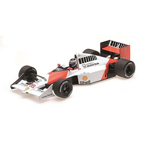 Minichamps 530901828 - Mclaren Honda MP4/5B - Gerhard Berger 1:18 1990