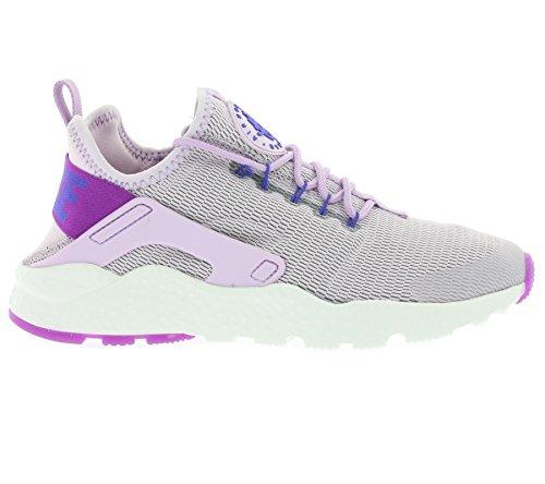 Nike W Air Huarache Run Ultra, Chaussures de Sport Femme Bleu - Azul (Bleached Lilac / Hyper Violet)