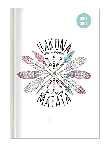 Collegetimer A6 Hakuna Matata 2017/2018