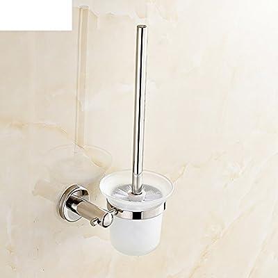 Porte-brosse à toilettes/Brosse de toilette d'acier inoxydable/Jeu de brosse de toilette/Porte-balais pour salle de bain