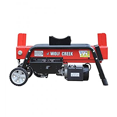 The Wolf Creek Cherokee 8 Electric  Hydraulic Log Splitter (8 Ton) Dual Action from Log Burning Essentials