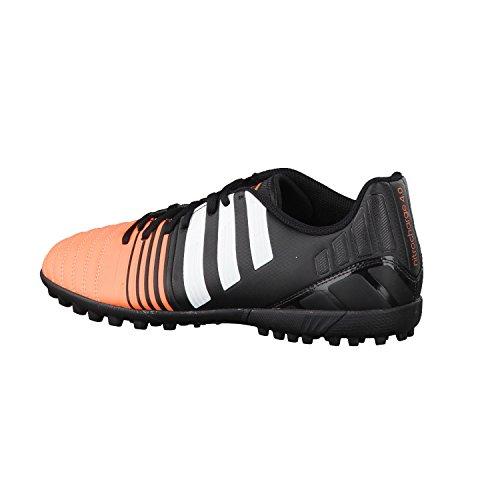 Adidas nitrocharge fussballschuhe 4 tF Noir - core black/ftwr white/flash orange s15