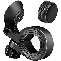 Grefay Support universel pour téléphone portable de vélo - Pour moto - Avec fiche de base à vis - Pour PB03AC PB04AC