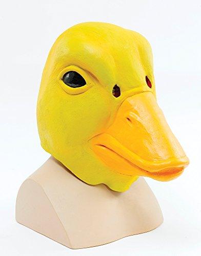 Bristol Novelty BM343 Ente Maske, gelb,