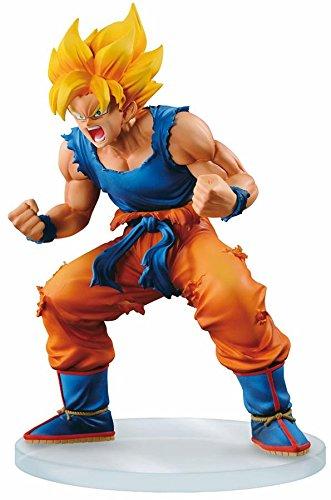 Banpresto - Figurine DBZ - Dramatic Showcase Season 3 vol01 - Son Goku Super Sayan 13cm - 3296580344925