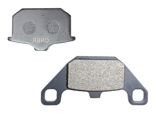 Preisvergleich Produktbild Vorderseite Right Bremse Pad Kohlenstoff for KAWASAKI Street Bike ZN1300 ZN 1300 Voy. KZT30AG B249 85 &up 1985 &up 1 Pair(2 Pads)