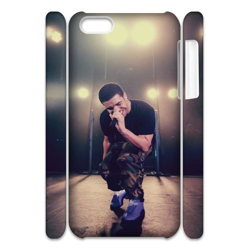 LP-LG Phone Case Of Drake For Iphone 4/4s [Pattern-6] Pattern-2