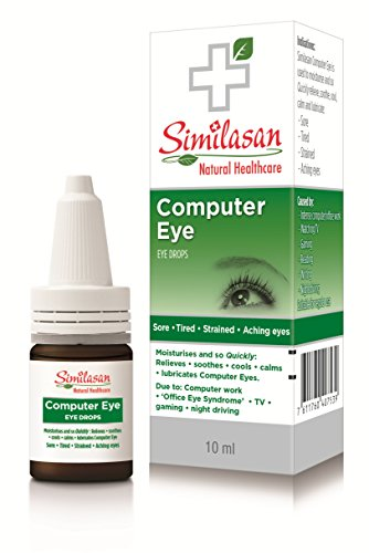 SIMILASAN COMPUTER EYE RELIEF DROPS 10ML by SIMILASAN