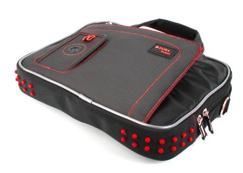 Schultertasche für Wacom Grafiktabletts mit Platz für Zubehör und Antifouling-Handschuh - 7
