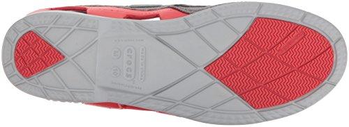 Crocs Crocs Retro Clog Unisex-Erwachsene Clogs Blue (Navy/Red)