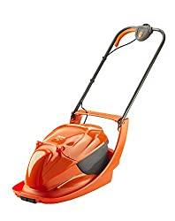 Flymo Hover Vac 280 Electric Hover Collect Lawn Mower, 1300 W