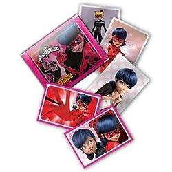 Ladybug Prodigiosa. Álbum y 15 sobres