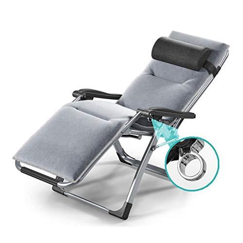 QIDI Chaise Pliante, Lit Pliant, Chaise de Plage, Chaise Longue, Chaise Nap, Simple Moderne, Pas Besoin d'installer Un Bureau de Bruit anormal (Couleur : PAB-6)