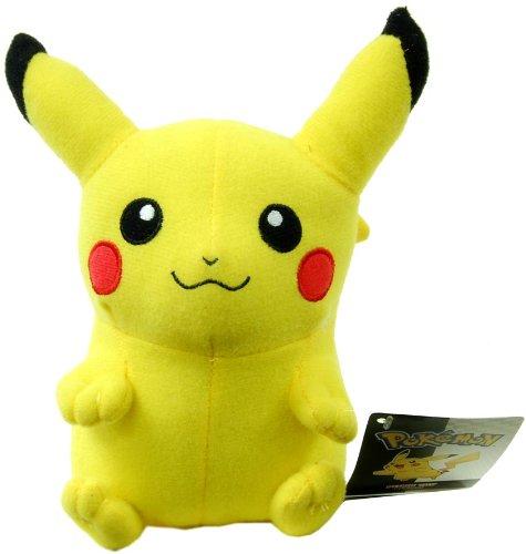 Preisvergleich Produktbild Pokemon–Kuscheltier–Plüsch–Figur–Pikachu