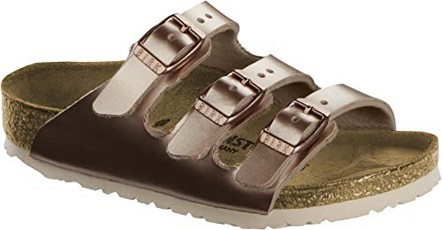 d3130a89197f0 Birkenstock Florida Kids Electric Metallic  Bambina