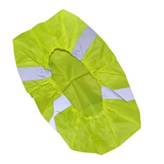 Warnschutz reflektierender Rucksacküberzug – Gelb - 24 Liter