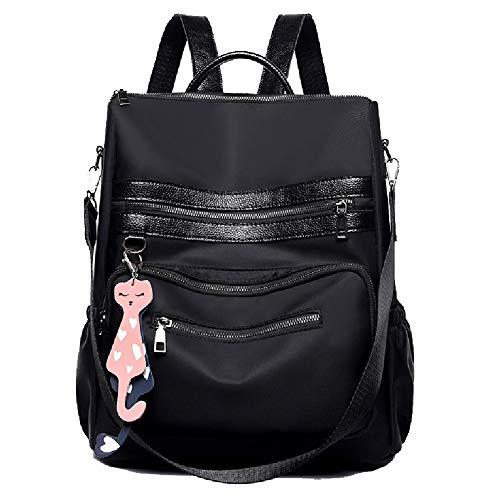Rucksack für Damen und Herren, passend für Laptop mit integrierter DSLR-Schultertasche - Service-port-adapter