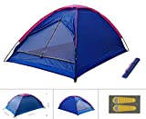 PZJ® Tent Dome, Tentes de camping à double - Best Reviews Guide