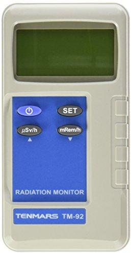 Cablematic Radiation Analyzer Beta Gamma-und Röntgen-TM-92