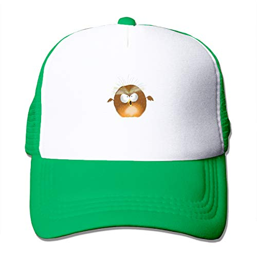 Bgejkos Owl Cute Men Women Sports Hat Cap Golf Cap Running Tennis Cap - Back Flap Jeans