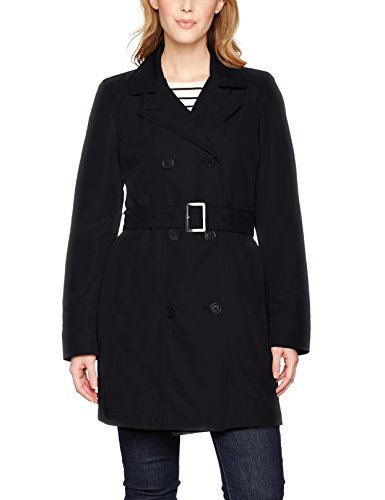 Geox Woman Jacket, Giubbotto Donna, Noir(Black), 42