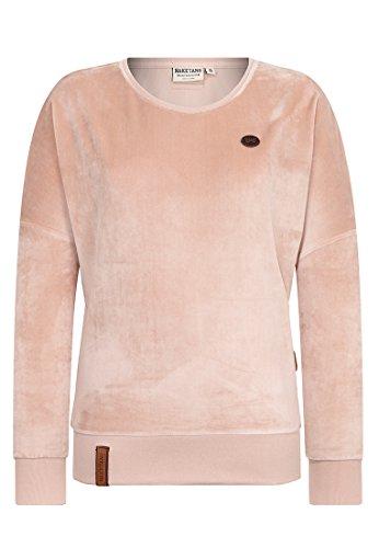 Naketano Female Sweatshirt Auf dem Küchentisch Dusty Pink, XS