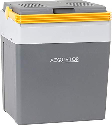 Aequator LUMI 28, Frigorifero Portatile, 28 Litri, AC/DC Frigo Portatile Termoelettrico, 12/230...