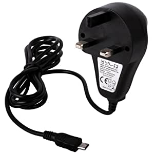 Xylo Micro USB Mains Charger For The Kobo E-Reader Range - Mini, Glo, Touch & Arc.