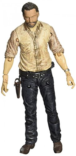 "Mall Market AMC TV Series The Walking Dead Series 6 Sergeant Rick Grimes Mcfarlane Toys 5.2"" Action Figure 1"