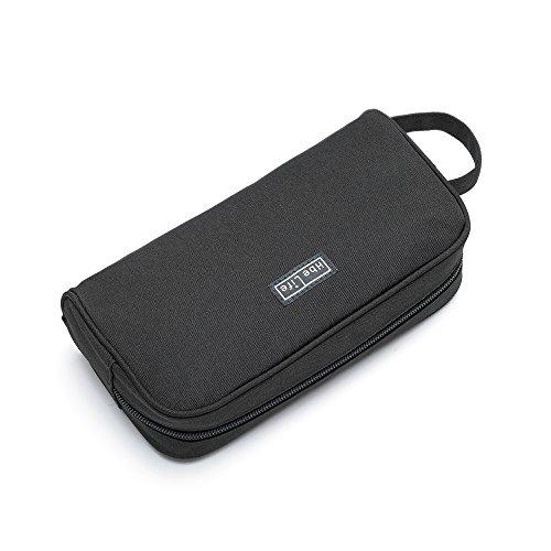 HBELIFE Reisen Kulturbeutel  Kosmetiktasche Wasserdichte Set Tragbare Wasch Fitness Rasur Tasche für Männer Bad Reiniger Tasche für Frauen(Schwarz) (Bad-reiniger-zubehör)