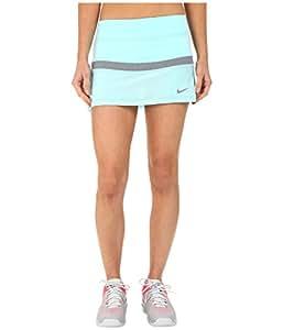 Nike jupe beinkleid court (bleu clair-l 620846–437