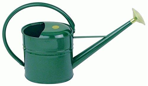 "HAWS Giesskanne Modell \""Slimcan\"" 8 Liter, dunkelgrün(British Racing Green) pulverbeschichtet"