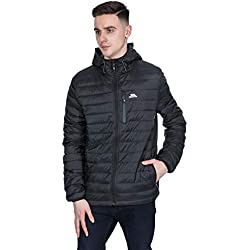 Trespass Digby Doudoune Homme, Noir, FR : S (Taille Fabricant : S)