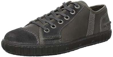 Kickers Poket, Chaussures à lacets homme - Gris foncé, 40 EU
