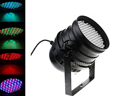 177 Par 64 RGB LED DJ-Disco-DMX 6CH CHANNEL Stadiums-Partei-Verein-Licht