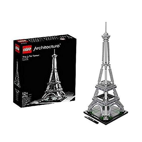 LEGO – 21019 – Architecture – Jeu de Construction – La Tour Eiffel