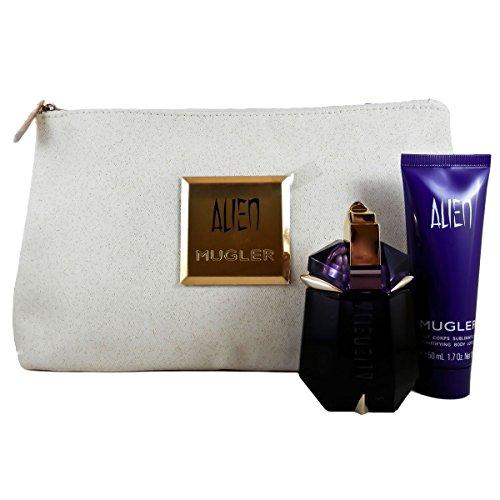 Couture femme Geschenkset, 1er Pack (Eau de Parfum 30 ml nachfüllbar, Körperlotion 50 ml, Tasche) ()