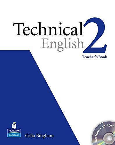 Technical English Level 2 Teachers Book/Test Master CD-ROM Pack: Teachers Book Level 2