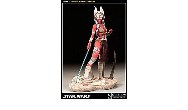 star wars shaak ti sideshow toys premium format figure amazon co uk