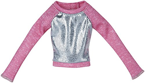 Us R Shirt Toys (Mattel – Barbie Look Fashion, Shirt pink und silber)