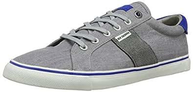 Ben Sherman Teni Derby, Chaussons Sneaker Homme, Gris (Grey), Taille 41 (7 UK)